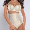 Ti Amo Light Cream Balconette Bra by Gorsenia