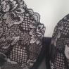 Opera - Black Lined Lace Bra