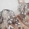 Tiffany - Sheer Balconette Bra Light Beige
