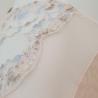 Smile - Peach Lace Maxi Brief