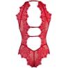 Summer Love 8 - Red Bodysuit