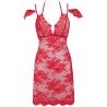 Summer Love 4 - Pink Sheer Babydoll