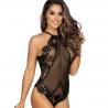Summer Love 6 - Black Sheer Bodysuit