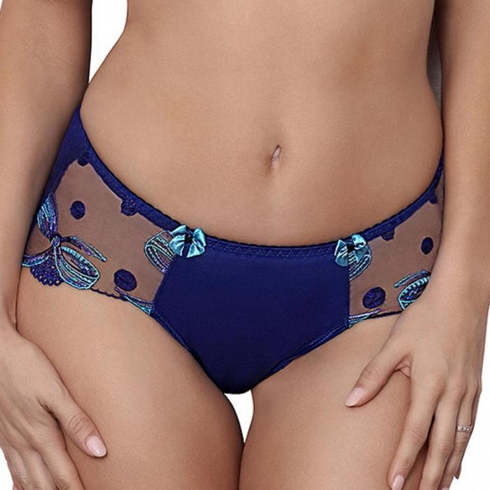 Miami Vibe Blue - Panties