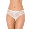 Maid of Honor- Light Cream Lace Panties