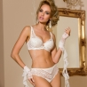 Maid of Honor - Light Cream Lace Thongs