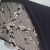 Palais - Black Sheer Bikini Panties