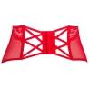 Amor - Red Lace Corset Belt