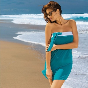 Mia - Classy Beach Cover-Up Tunic