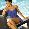 PAREO European Beach Cover-Up With Straps