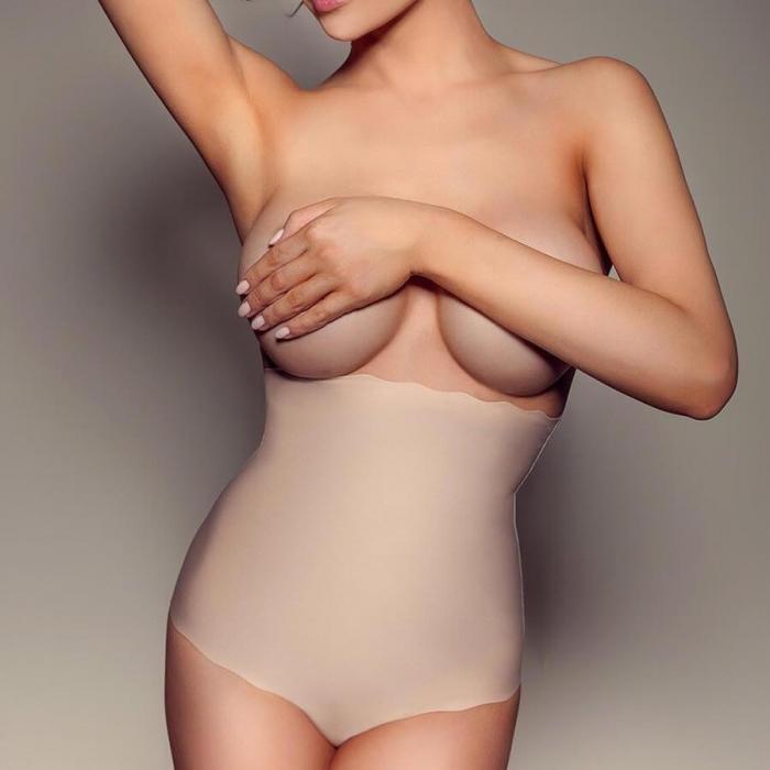 Seamless Shaping High Waist Underwear