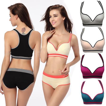 stretch bra top