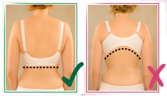 new bra fitting mistakes